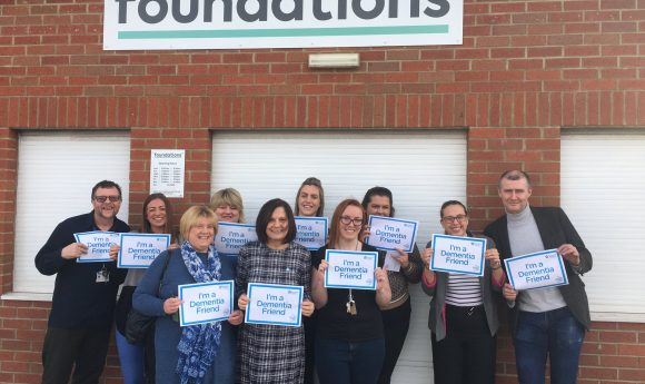 Nuvo co-hosts a Dementia Friends Training Day!